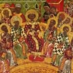 Толкование Евангелия на каждый день года. Неделя 7-я по Пасхе святых отцев I Вселенского Собора