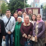 Прихожане нашего храма приняли участие в крестном ходе