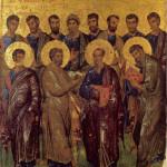 Неделя Первая по Пятидесятнице, всех Святых.  Евангелие о следовании за Христом