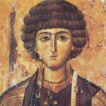 Страдание святого великомученика Пантелеимона