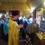 Неделя 1-я по Пятидесятнице. Всех святых. Владимирской иконы Божией Матери